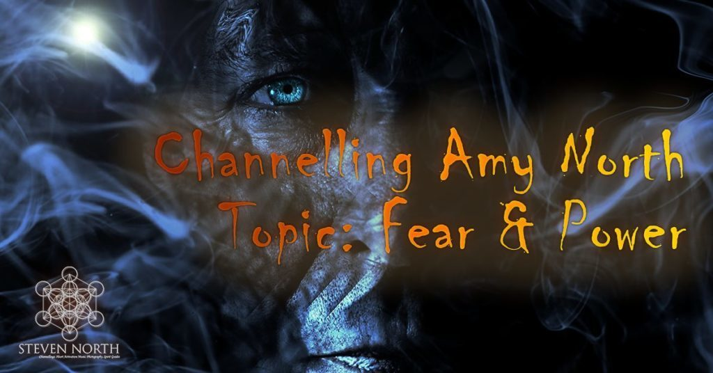 Amy North on the topic of Fear & Power by Jocelyn Joy Thomas