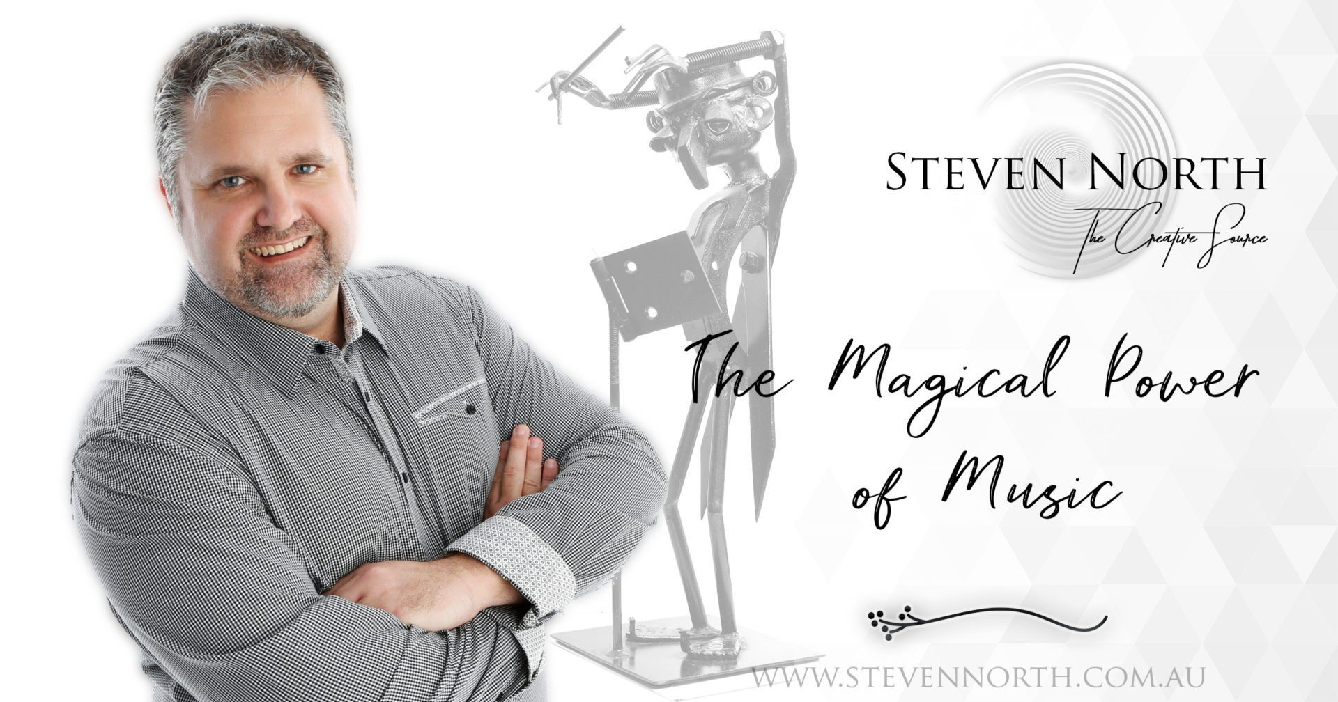 The Magical Power of Music by Steven North