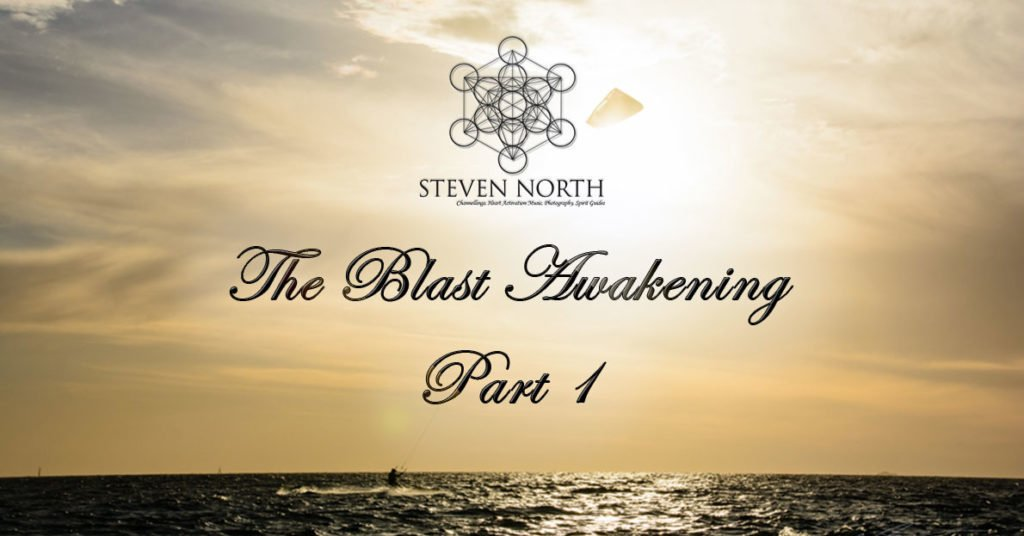 The Blast Awakening of Steven North