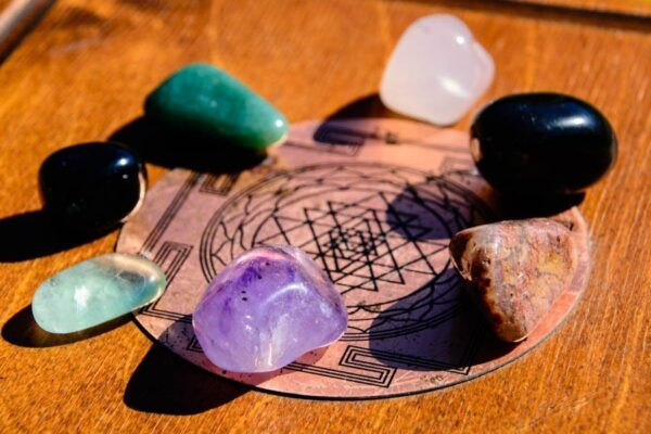 Archangel Crystals Attuned by Steven North