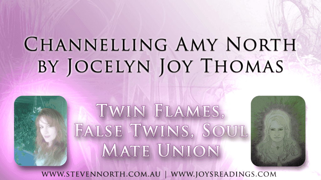 A Talk on Twin Flames & Mental Health by Steven North 2
