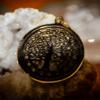 Tree of Life Pendant - Gypsy Gold 1