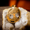 Tree of Life Pendant - Gypsy Gold 4