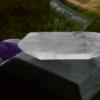 Crystal Clear Quartz Point #13