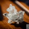 Quartz Cluster with Hematite Inclusions (Pair) - Hematoid Quartz 2