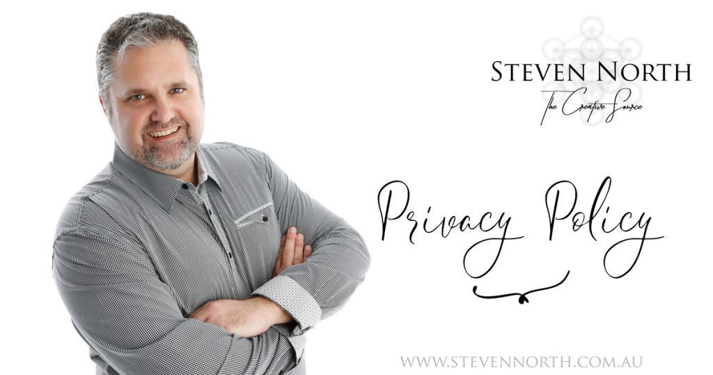 Steven North Privacy Policy