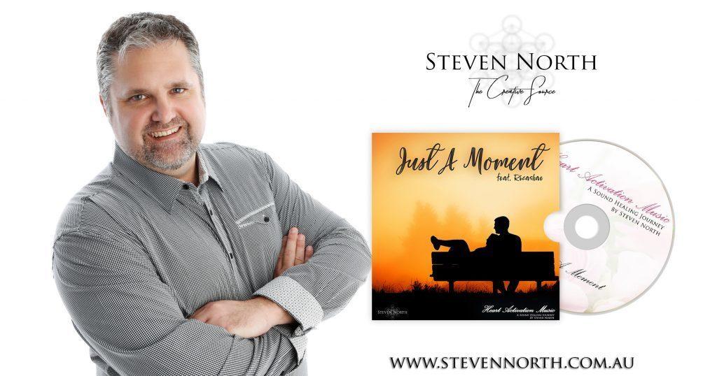 Just A Moment (Original & Ricashae Mix) [Digital Download]