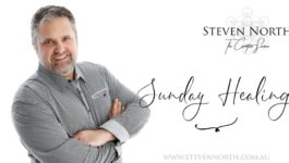 Sunday Crystal Healing with Steven North