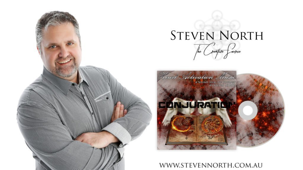Conjuration by Steven North & Heart Activation Music
