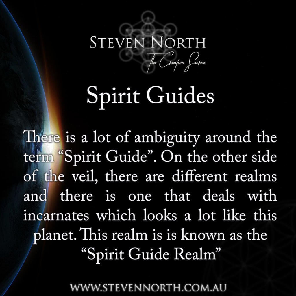Spirit Guides & Ambiguity