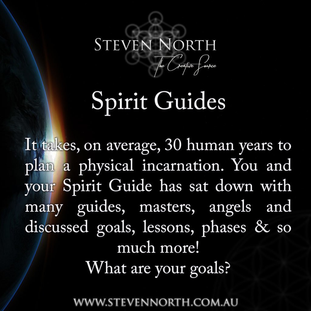 Spirit Guides & Asking for Help