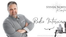 Radio Interview with Steven North