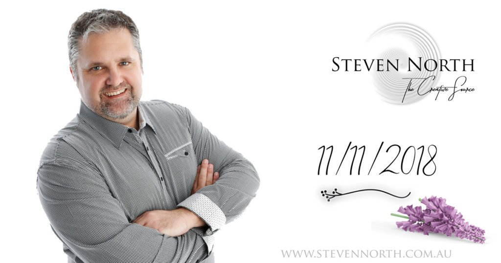 11 November 2018 with Steven North