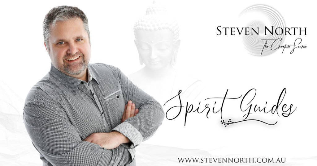 Spirit Guides, Guardian Angels, Steven North