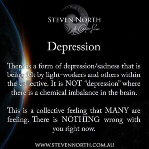Lightworkers & Depression 1