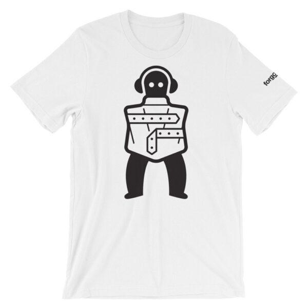 Forgone - Short-Sleeve Unisex T-Shirt 1