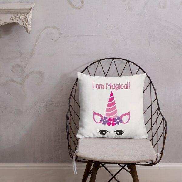 I Am Magical - Premium Pillow 1