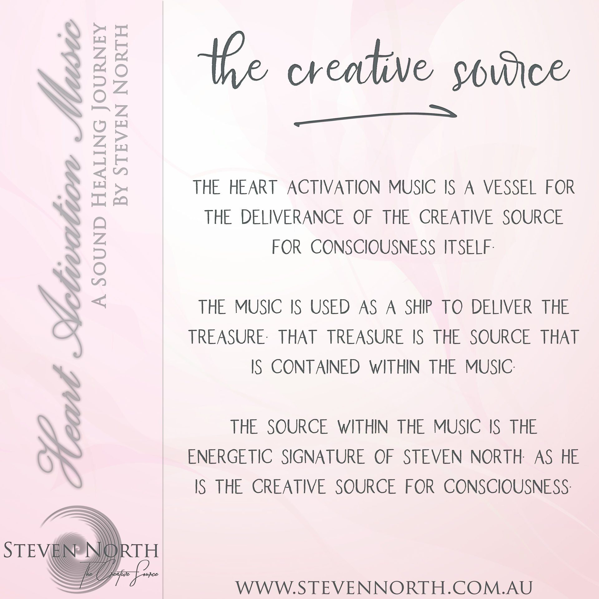 The Creative Source for Consciousness