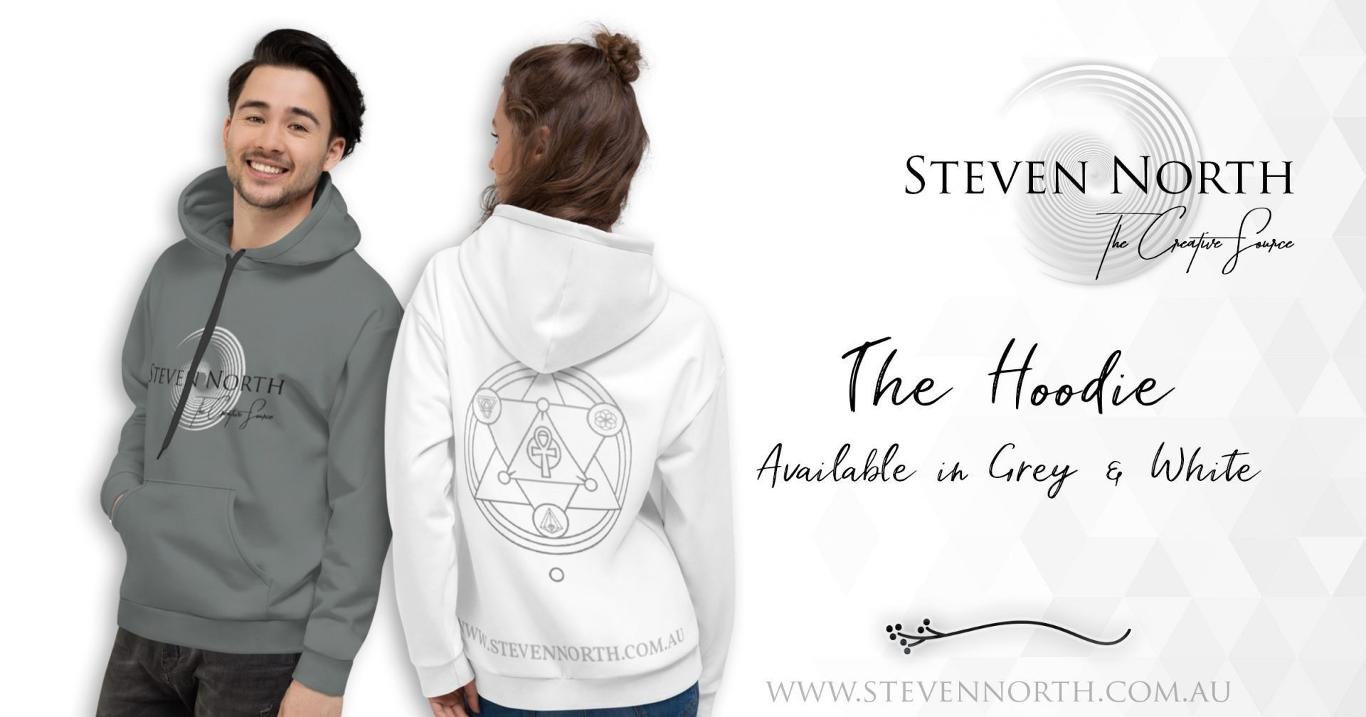 Steven North The Creative Source Hoodie
