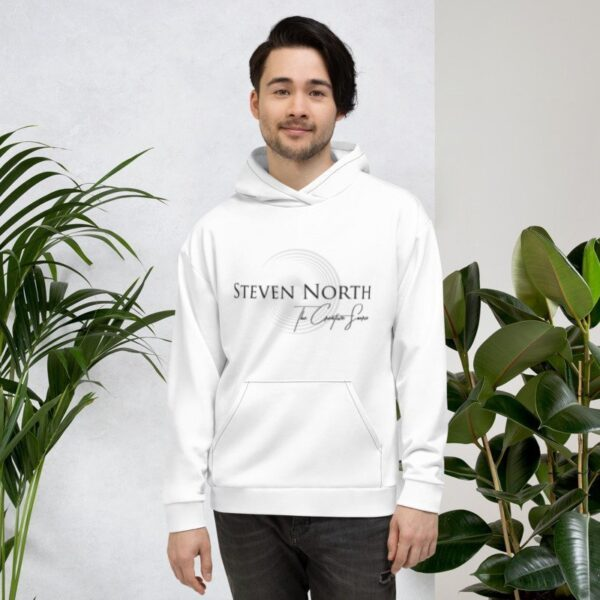 The Steven North Hoodie (White) 11