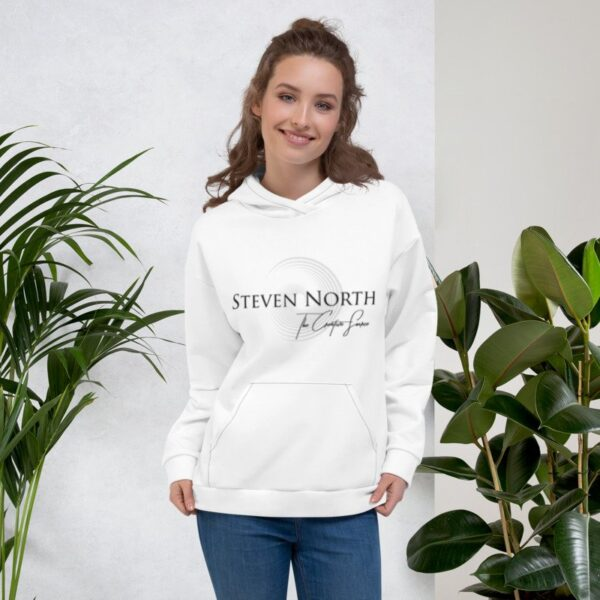 The Steven North Hoodie (White) 9