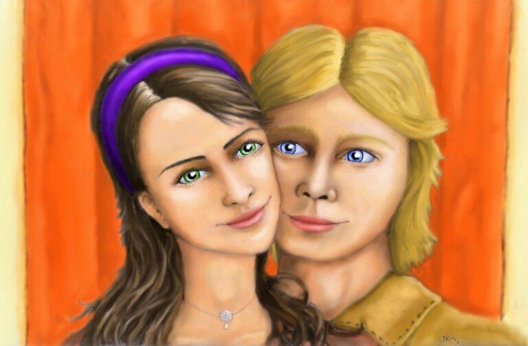 Amy North & Noah (Steven North)