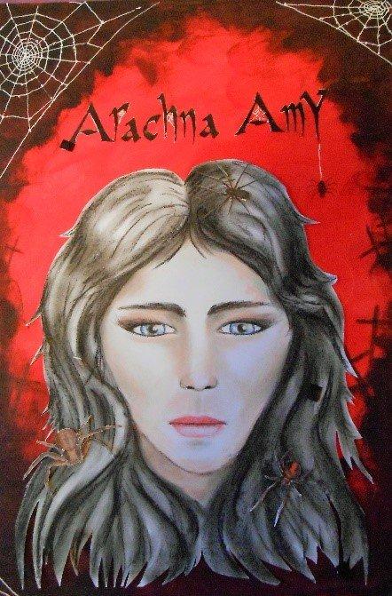 Amy North as Arachna Amy